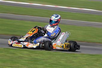 KZ2   Marco Pastacaldi (CRG Tm) , ITALIAN ACI KARTING CHAMPIONSHIP