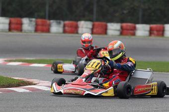 Prodriver Over   Francesco Garbellotti (Maranello Tm), ITALIAN ACI KARTING CHAMPIONSHIP