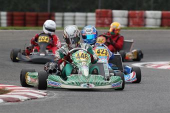 Prodriver Over   Paolo Beltramini (Tony Kart Vortex), ITALIAN ACI KARTING CHAMPIONSHIP