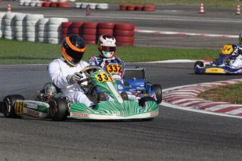 Prodriver Under   Simone Ragno (Tony Kart Tm), ITALIAN ACI KARTING CHAMPIONSHIP
