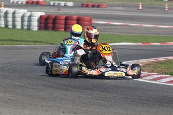 Prodriver Under   Luca Lerario (CRG Tm), ITALIAN ACI KARTING CHAMPIONSHIP
