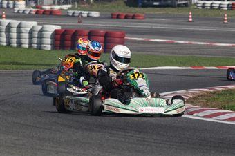Prodriver Under   Jacopo Prescendi (Tony Kart Tm), ITALIAN ACI KARTING CHAMPIONSHIP