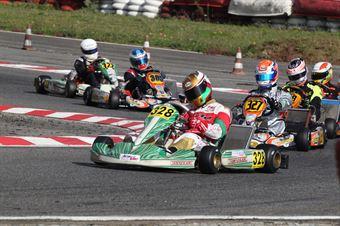 Prodriver Under   Giuseppe Geraci (Tony Kart Lke), ITALIAN ACI KARTING CHAMPIONSHIP