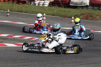 Prodriver Under   Simone Minguzzi (AMV Modena), ITALIAN ACI KARTING CHAMPIONSHIP