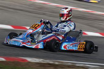 Prodriver Under   Alessio Mordini (Energy Tm), ITALIAN ACI KARTING CHAMPIONSHIP