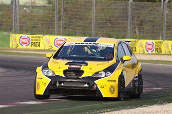 Busnelli Moccia (DTM Motorsport, SEAT Leon Long Run B 2.OT #1), TCR ITALY TOURING CAR CHAMPIONSHIP