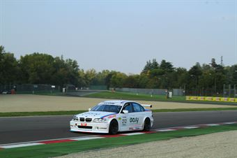Fumagalli Fumagalli (Zerocinque Motorsporti, BMW 320i B 24h 2.0 #212), TCR ITALY TOURING CAR CHAMPIONSHIP