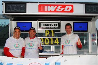 Meloni Tresoldi (W&D RT Sc. S.Marino , BMW M3 E46 #32), Walter Meloni( W&D Racing Team Sc. S.Marino, BMW M3 E46 #31), TCR ITALY TOURING CAR CHAMPIONSHIP
