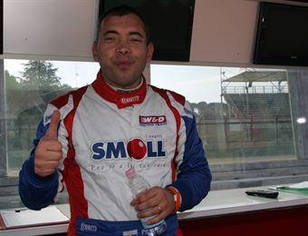 Paolo Meloni (W&D RT Sc. S.Marino , BMW M3 E46 #32), TCR ITALY TOURING CAR CHAMPIONSHIP