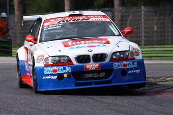 Meloni Necchi ( W&D Racing Team Sc. S.Marino, BMW M3 E46 #31), TCR ITALY TOURING CAR CHAMPIONSHIP