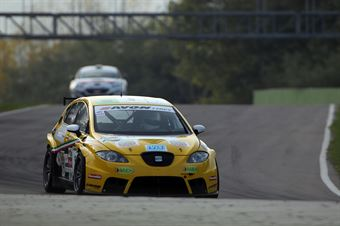 Montalbano Vita (MM Motorsport,SEAT Leon Long Run B 2.OT #5), TCR ITALY TOURING CAR CHAMPIONSHIP