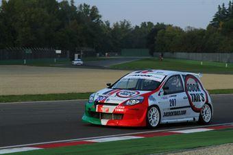 Pasquale Notarnicola ( Autostar Motorsport,Renault New Clio E B 24h 2.0 #207), TCR ITALY TOURING CAR CHAMPIONSHIP