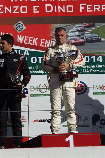 Pasquale Notarnicola (Autostar Motorsport,Renault New Clio E B 24h 2.0 #207), TCR ITALY TOURING CAR CHAMPIONSHIP