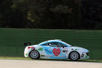 Perucca Orfei Ponzio (2T Corse&Reg Lage,Peugeot RCZ Cup #51), TCR ITALY TOURING CAR CHAMPIONSHIP