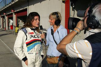 Vicky Piria (2T Course&Reg Lage,Peugeot RCZ R #27), TCR ITALY TOURING CAR CHAMPIONSHIP