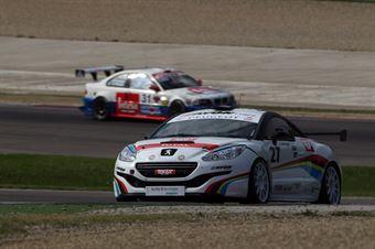 Sabbatini Piria (2T Course&Reg Lage,Peugeot RCZ R #27), TCR ITALY TOURING CAR CHAMPIONSHIP