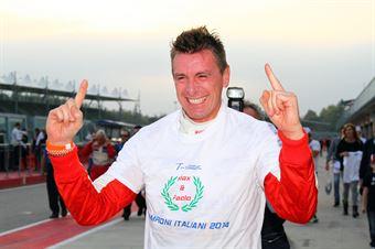 Massimiliano Tresoldi (W&D RT Sc. S.Marino , BMW M3 E46 #32), TCR ITALY TOURING CAR CHAMPIONSHIP