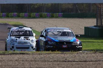Valli Gabellini (Zerocinque Motorsport, BMW M3 E90 #33), TCR ITALY TOURING CAR CHAMPIONSHIP