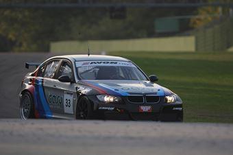 Valli Gabellini (Team Zerocinque, BMW M3 E90 #33), TCR ITALY TOURING CAR CHAMPIONSHIP
