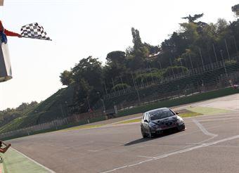 Mateo Zangari ( TJEMME, Seat Leon Long Run,Seat SC #12), TCR ITALY TOURING CAR CHAMPIONSHIP