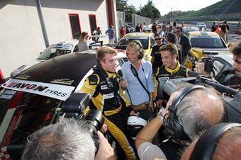 Zangari Zangari ( TJEMME, Seat Leon Long Run,Seat SC #12), TCR ITALY TOURING CAR CHAMPIONSHIP