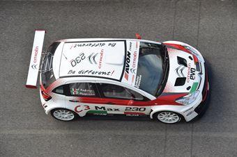 Arduini Pirovano (2T Course & Reglage,Citroen C3 Max SP 1.6 #230 , TCR ITALY TOURING CAR CHAMPIONSHIP