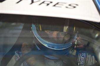 Martina Del Castello (RC Motorsport,BMW M3 E46 #12) , TCR ITALY TOURING CAR CHAMPIONSHIP