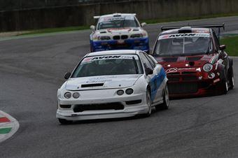 Piccin  De Luca (ASD Super 2000, Honda Integra s2000 #207) , TCR ITALY TOURING CAR CHAMPIONSHIP