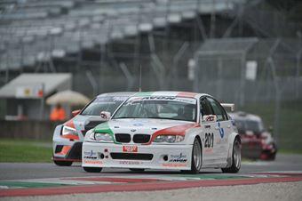 Filippo Maria Zanin (Pro.Motorsport, BMW 320i B24h 2.0 #201) , TCR ITALY TOURING CAR CHAMPIONSHIP