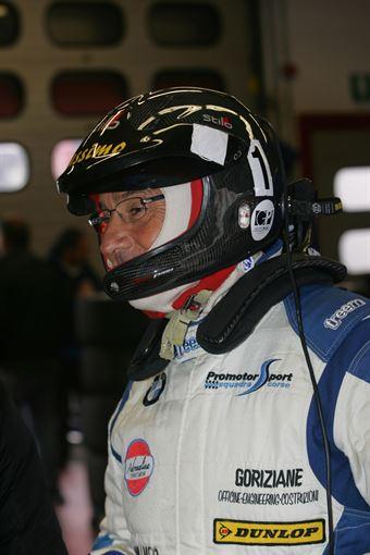 Massimo Zanin (W&D Racing Team,BMW M3 E46 #2) , TCR ITALY TOURING CAR CHAMPIONSHIP