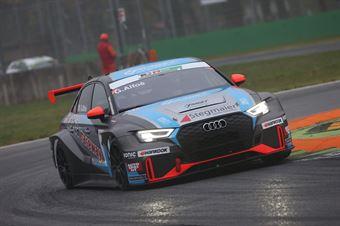 Giacomo Altoè (Target Srl,Audi RS3 LMS TCR #10), TCR ITALY TOURING CAR CHAMPIONSHIP