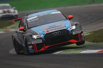 Giacomo Altoè (Target Srl,Audi RS3 LMS TCR #10) , TCR ITALY TOURING CAR CHAMPIONSHIP