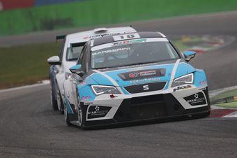 Cosimo Barberini (ITA) ABARTH 695,C &C Racing Team , TCR ITALY TOURING CAR CHAMPIONSHIP