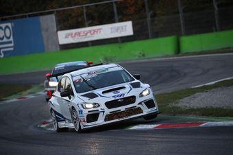 Stefano Comini (Top Run Motorsport,Subaru STI TCR #99) , TCR ITALY TOURING CAR CHAMPIONSHIP