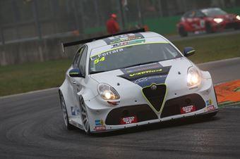 Luigi Ferrara (V Action,Alfa Romeo Giulietta TCR #54) , TCR ITALY TOURING CAR CHAMPIONSHIP