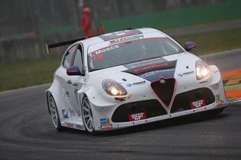 Tommaso Mosca  (V Action,Alfa Romeo Giulietta TCR #19) , TCR ITALY TOURING CAR CHAMPIONSHIP