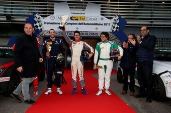 Campione dell'Anno, Seat Leon Cupra ST, Seat Motor Sport Italia, Fabrizio Andolfi, FORMULA REGIONAL EUROPEAN CHAMPIONSHIP