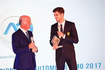 Antonio Giovinazzi, Ferrari, FORMULA REGIONAL EUROPEAN CHAMPIONSHIP