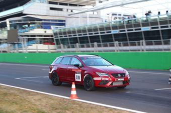 Campione dell'Anno, Seat Leon Cupra ST, Seat Motor Sport Italia, Lucky, FORMULA REGIONAL EUROPEAN CHAMPIONSHIP
