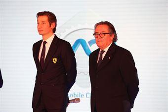 Giancarlo Minardi, Supervisore Scuola Federale, Massimo Rivola, ferrari Driver Accademy, FORMULA REGIONAL EUROPEAN CHAMPIONSHIP