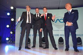 Alessandro Pier Guidi, Ferrari,vincitore FIA WEC for LMGTE drivers, FORMULA REGIONAL EUROPEAN CHAMPIONSHIP