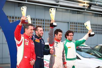 Campione dell'Anno, Seat Leon Cupra ST, Seat Motor Sport Italia, 1° Fabrizio Andolfi, 2° Eugenio Pisani, 3° Marco Pollara e Lugio Peruggini, FORMULA REGIONAL EUROPEAN CHAMPIONSHIP