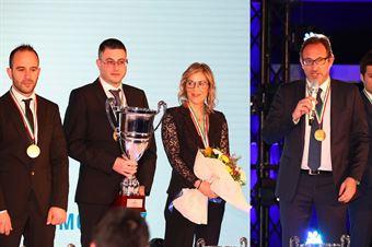 Carlo Leoni, Anna Andreussi, Peugeot Italia, FORMULA REGIONAL EUROPEAN CHAMPIONSHIP