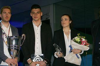 Samuele Pirotto, Emanuela Revello, Rally Italia Talent, FORMULA REGIONAL EUROPEAN CHAMPIONSHIP