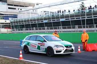 Campione dell'Anno, Seat Leon Cupra ST, Seat Motor Sport Italia, Enrico Rondinelli, FORMULA REGIONAL EUROPEAN CHAMPIONSHIP