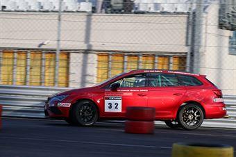 Campione dell'Anno, Seat Leon Cupra ST, Seat Motor Sport Italia, Marco Sbrollini, FORMULA REGIONAL EUROPEAN CHAMPIONSHIP