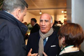 Angelo Sticchi Damiani, Presidente ACI,, FORMULA REGIONAL EUROPEAN CHAMPIONSHIP