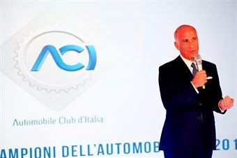 Angelo Sticchi Damiani, Presidente ACI, FORMULA REGIONAL EUROPEAN CHAMPIONSHIP