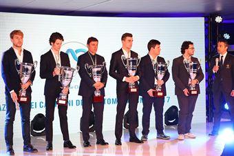 Velocità in Circuito, Campionato Italiano Gran Turismo, FORMULA REGIONAL EUROPEAN CHAMPIONSHIP
