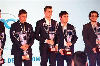 Alberto Cerqui, Stefano Comandini, Simone Niboli, Eugenio Pisani Campionato Italiano Gran Turismo, FORMULA REGIONAL EUROPEAN CHAMPIONSHIP